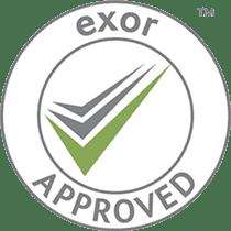 EXOR Accreditation