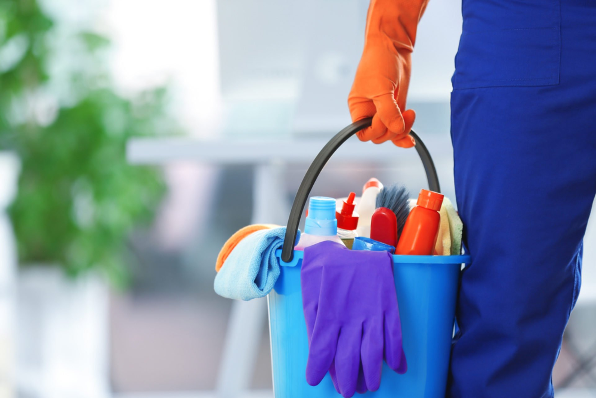 Coronavirus: Cleaning your workplace